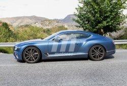 El nuevo Bentley Continental GT Hybrid compartirá especificaciones con el Bentayga híbrido