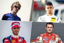 Ferrari confirma su plantel de cuatro pilotos para el simulador