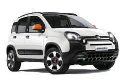 Fiat Panda Connected by Wind, una edición especial con conexión 4G