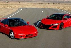 Honda celebra el 30º aniversario de la presentación del NS-X concept