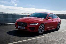 Jaguar XE 2019, nueva imagen y más tecnología para la berlina británica