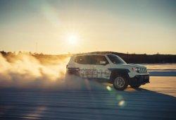 Este Jeep Renegade eléctrico de GKN es el adelanto del futuro 4x4 eléctrico