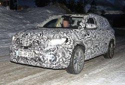 Primeras fotos espía del nuevo Jetta VS5 SUV