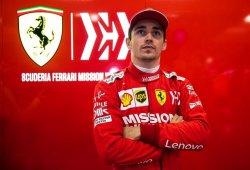 """Leclerc apuesta por Ferrari para Australia: """"Estamos fuertes"""""""