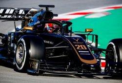 """Magnussen, sobre la nueva aerodinámica: """"Seguí a un coche y noté una gran diferencia"""""""