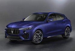 El Maserati Levante Trofeo Launch Edition será presentado en Ginebra