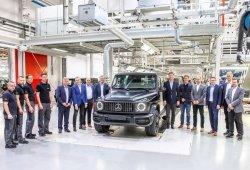 Mercedes celebra los 40 años del nacimiento del Clase G, un todo-terreno auténtico