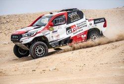 Nasser Al-Attiyah manda en el inicio del Qatar Rally