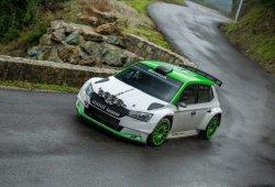 Los nuevos Fabia y Fiesta R5 apuntan al Rally de Finlandia