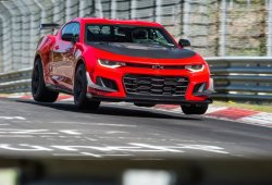 Nürburgring estrena asfalto y podemos ver sus novedades en vídeo