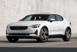 Polestar 2, un rival para el Tesla Model 3 con 500 km de autonomía