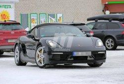 El Porsche 718 Boxster Touring Package se deja ver desde más cerca