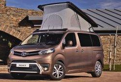 El Toyota ProAce Verso Camper ya está a la venta, llega la versión camperizada