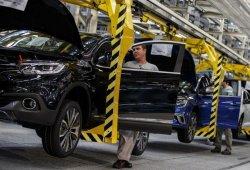 La producción de vehículos en España cae un 1,4% en enero de 2019