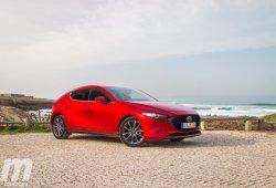 Prueba Mazda3 2019, la elegancia de un compacto sin tapujos (con vídeo)