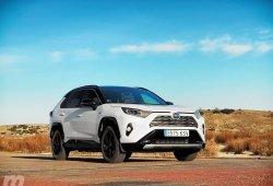 Prueba Toyota RAV4 Hybrid 2019, el SUV familiar amplía sus horizontes (con vídeo)