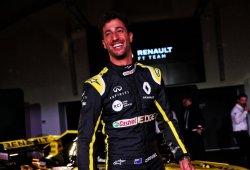 """Ricciardo: """"No voy a amargarme, pero no quiero que seamos cuartos para siempre"""""""