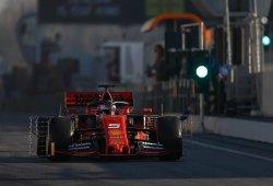 La rotura de una llanta, causa del accidente de Vettel