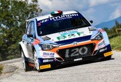 Simone Tempestini se apunta a WRC2 con un Hyundai i20 R5