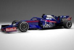 Toro Rosso presenta su monoplaza de 2019: el STR14