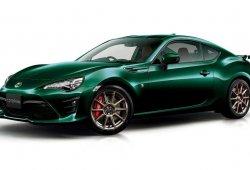 Nuevo Toyota GT86 British Green Limited solo para Japón