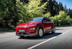 Noruega - Enero 2019: El Hyundai Kona Eléctrico busca protagonismo
