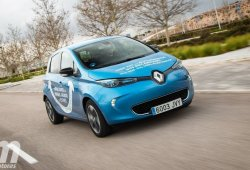Las ventas de vehículos eléctricos de Renault en Europa superan las 200.000 unidades