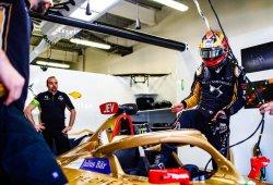 """Vergne: """"No compito para chocar, eso no es motorsport"""""""