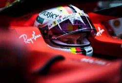 """Vettel explica su accidente: """"No pude hacer nada para evitarlo"""""""