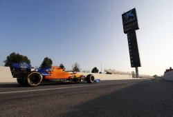 Williams, McLaren y Racing Point comparten circuito para un 'filming day'