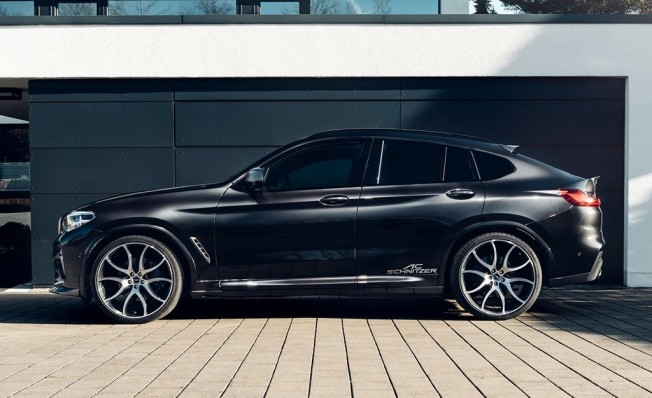 AC Schnitzer BMW X4 - lateral