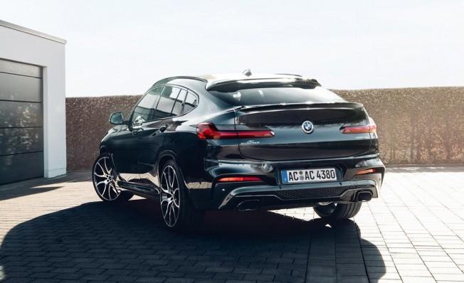 AC Schnitzer BMW X4 - posterior