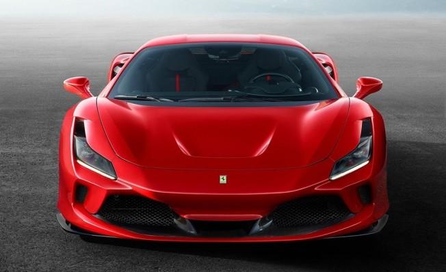 Ferrari F8 Tributo - frontal