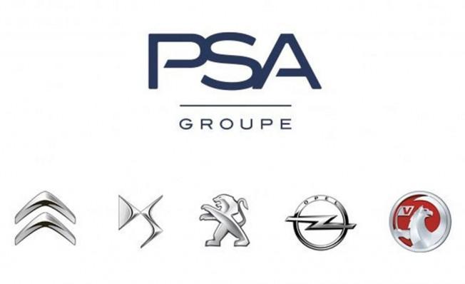 Marcas de Groupe PSA