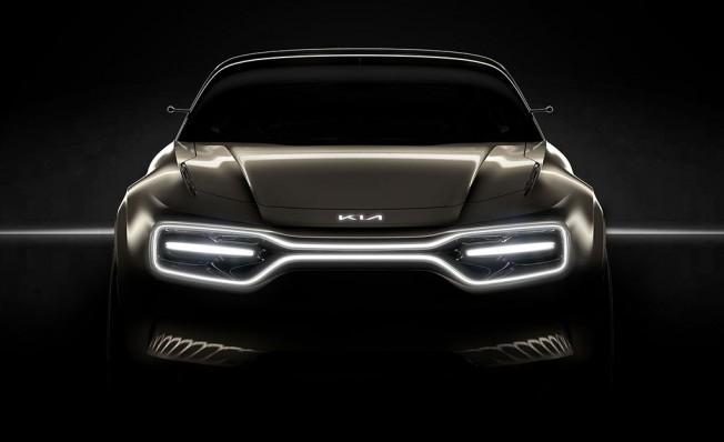Kia Concept Car - Salón de Ginebra 2019