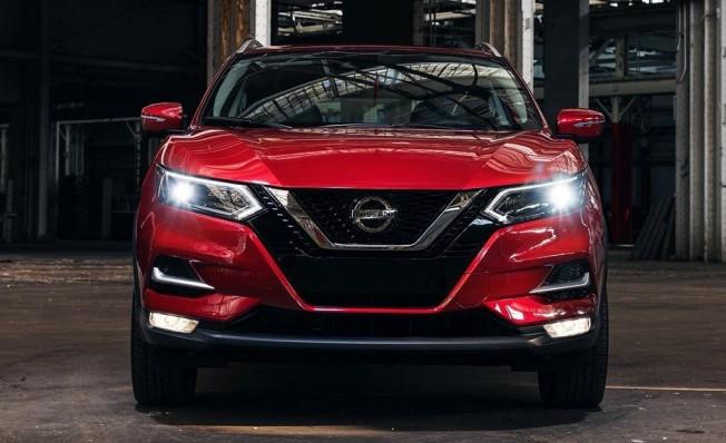 Nissan Rogue Sport 2019 - frontal