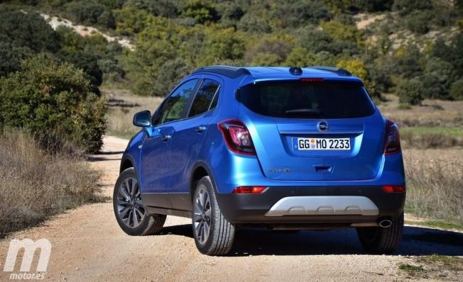 Opel Mokka X - posterior