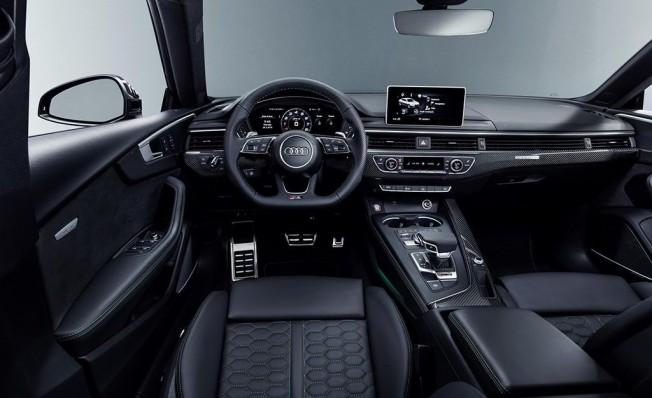 Audi RS 5 Sportback - interior