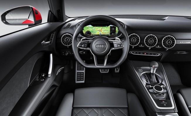 Audi TT 2019 - interior