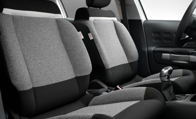 Citroën C3 Origins - interior