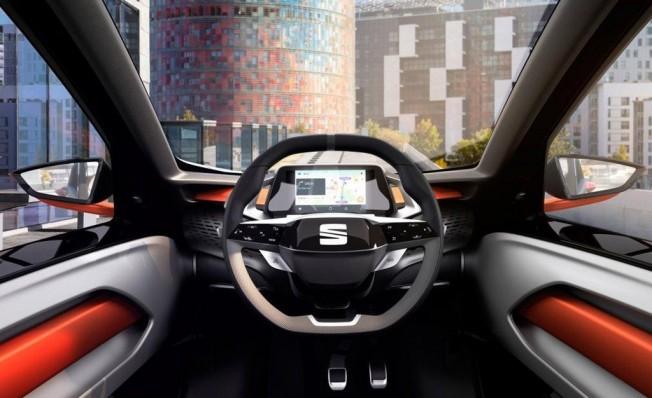 SEAT Minimó - interior