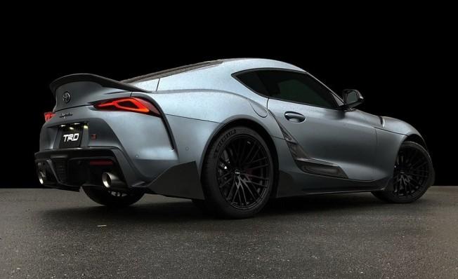 Toyota GR Supra Performance Line Concept TRD - posterior