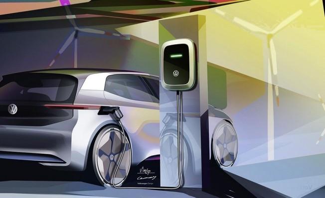 Adelanto del nuevo Volkswagen ID.