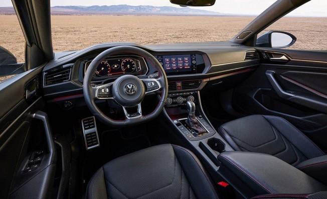 Volkswagen Jetta GLI 2019 - interior