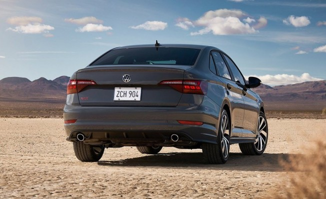 Volkswagen Jetta GLI 2019 - posterior