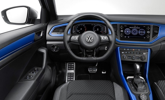 Volkswagen T-Roc R - interior