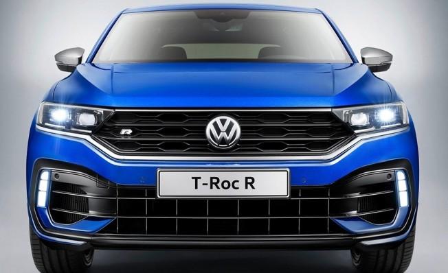 Volkswagen T-Roc R - frontal