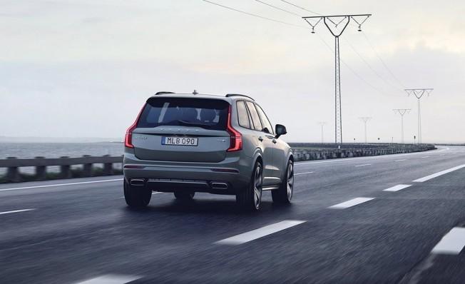 Volvo XC90 2020 - posterior