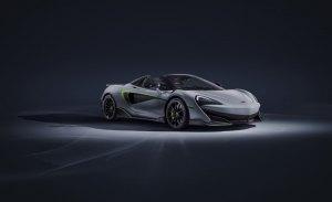 MSO mostrará en el Salón de Ginebra 2019 su primera obra del McLaren 600LT Spider