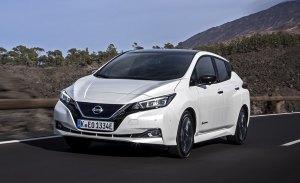¿Vas a comprar un Nissan Leaf? Solo en febrero tienes un descuento de 5.500 €
